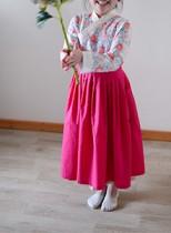 아름다운 한복 원피스
