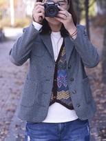 mom's 담백한 재킷
